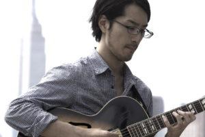 オンラインギターレッスン講師 猪野駿