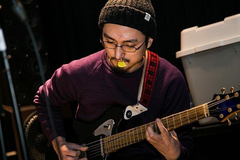 オンラインギターレッスン講師 ファンテイル